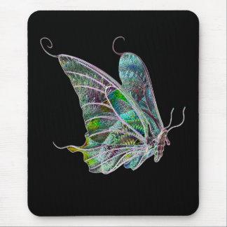 Exotische Vlinder Mousepad Muismat