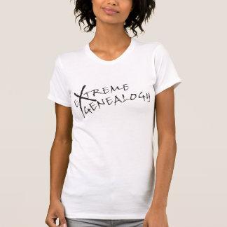 Extreme Genealogie T Shirts