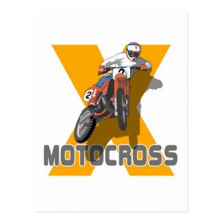 Extreme Motocross Briefkaart