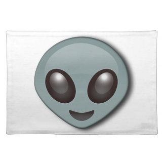Eyed Vreemdeling van het insect Placemat
