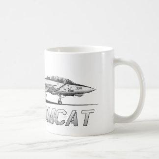 F14 Tomcat vf-103 heel Rogers - tekening Koffiemok