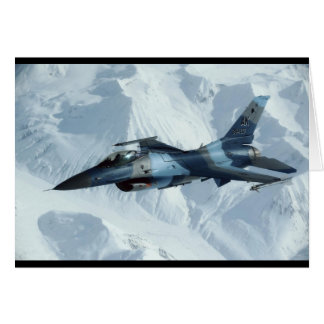 F-16 HET VECHTEN VALK KAART