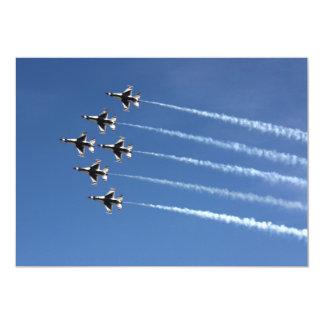 F-16 Thunderbirds DeltaVorming Kaart
