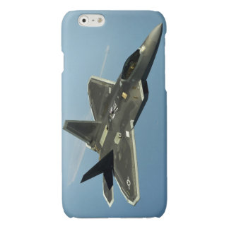 F-22 de Straal van de vechter iPhone 6 Hoesje Glanzend