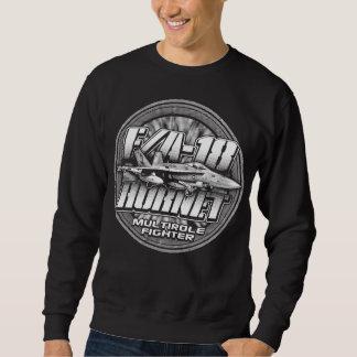 F/A-18 de T-shirt van het Sweatshirt van de horzel