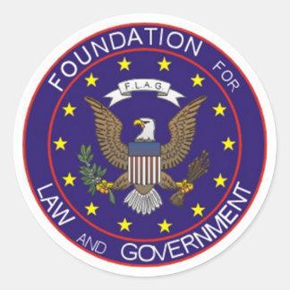 F.L.A.G. Sticker