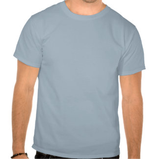 Falun Dafa is Goede blauwe T-shirt