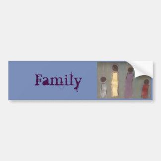 Familie Bumpersticker