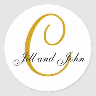 Familienaam Aanvankelijk C plus de Gouden Sticker
