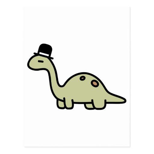 Fancy Dinosaurus Wenskaarten