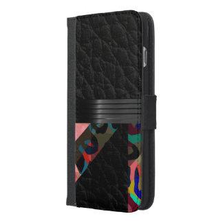 Fancy Jachtluipaard iPhone 6/6s Plus Portemonnee Hoesje