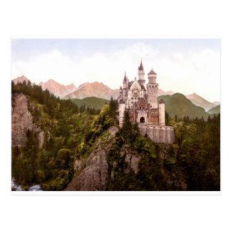 fantasie-kunst-behang-34 Kasteel Neuschwanstein Wens Kaarten