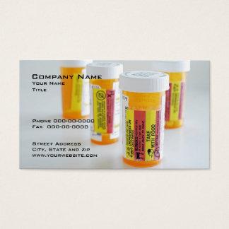 Farmaceutisch Visitekaartje Visitekaartjes