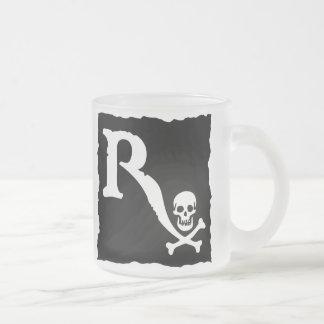 Farmaceutische Piraat II Matglas Koffiemok