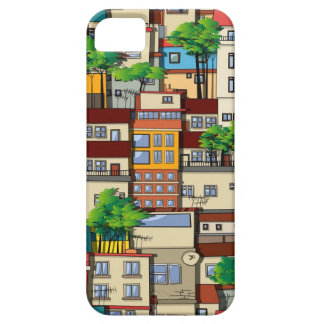 Favela Barzil Barely There iPhone 5 Hoesje