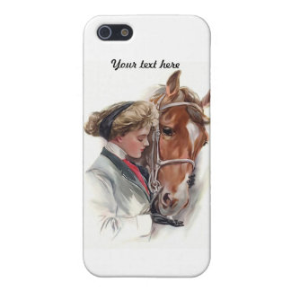 Favoriet Paard iPhone 5 Cover