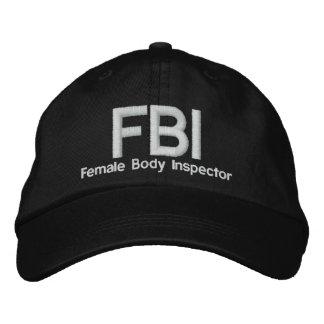 FBI GEBORDUURDE PET