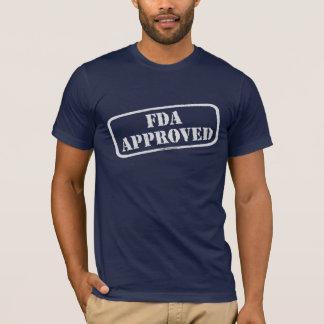 FDA Goedgekeurde regering van het Beleid van het T Shirt