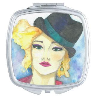 Fedora Makeup Spiegels