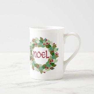 Feestelijke Kroon | van Kerstmis van Noel Theekop
