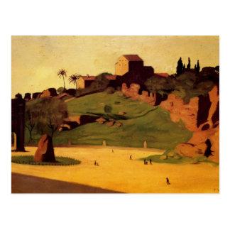 Felix Vallotton - Forum Romein Briefkaart