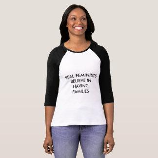 Feministische T-shirts