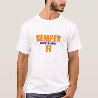 FI van Semper - altijd Gelovige T-shirt