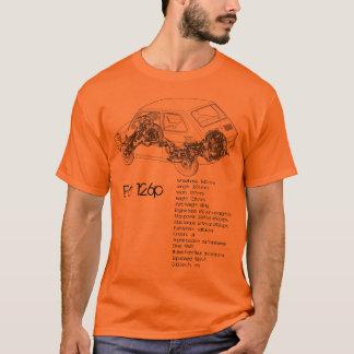 Fiat 126p t shirt