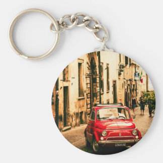 Fiat 500, Cinquecento in Italië Sleutelhanger