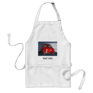FIAT 500 STANDAARD SCHORT