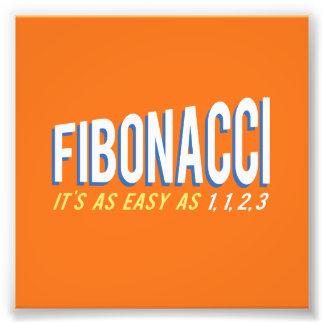 Fibonacci het is zo Gemakkelijk zoals 1, 1, 2, 3 Foto