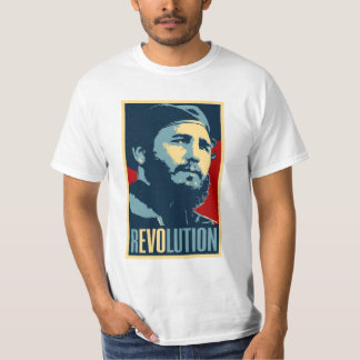 Fidel Castro T Shirt