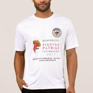 Fiesta's Patrias in Overhemd 502 van de Stad van T Shirt