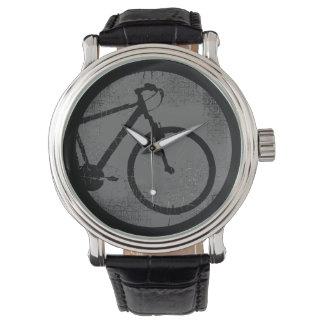fiets, fiets; het biking/het cirkelen horloge