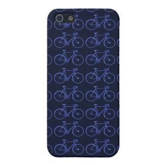 fiets: fietsen; koele fietser iPhone 5 hoesje