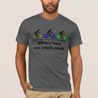 fiets humor t shirt
