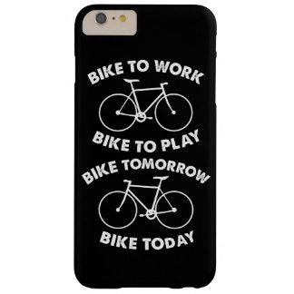 Fiets voor altijd - het Koele Cirkelen Barely There iPhone 6 Plus Hoesje
