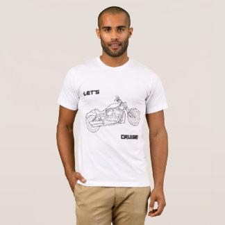 fietser kruiser t shirt