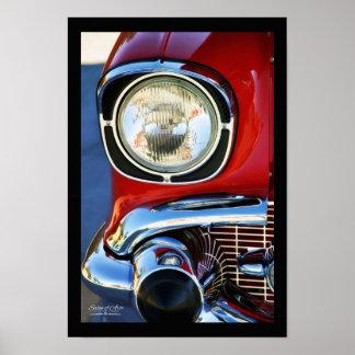 fijne Art. van de Auto van het Leer en van het Poster