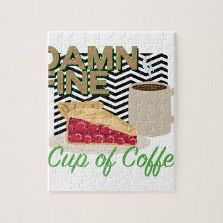 Fijne Koffie & Pastei Puzzel