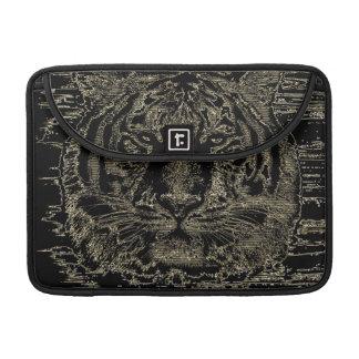 Fijne Kunst 2 van de tijger - Sleeves Macbook MacBook Pro Sleeve