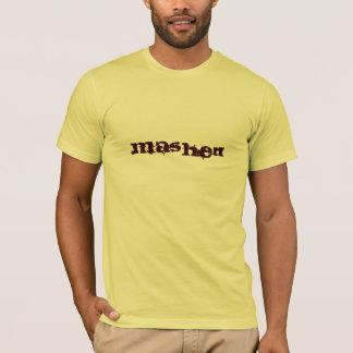 fijngestampt t-shirt