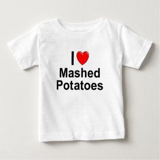 Fijngestampte Aardappels Baby T Shirts