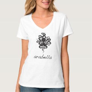 Fijnt Symbolen ver - Arabella T Shirt