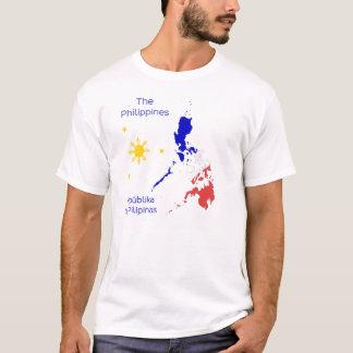 Filippijnen brengen Grafische T-shirt in kaart