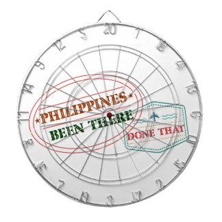 Filippijnen daar Gedaan dat Dartbord