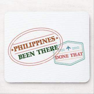 Filippijnen daar Gedaan dat Muismat