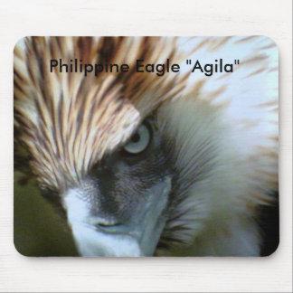 """, Filippijns Eagle """"Agila """" Muismatten"""