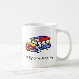 Filippijnse Mok Jeepney