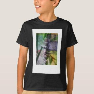 Final_flower op weefsel t shirt